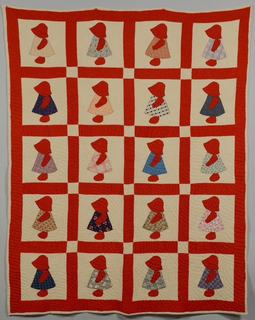 2 Southern Quilts, Tulip and Dutch Girl patterns
