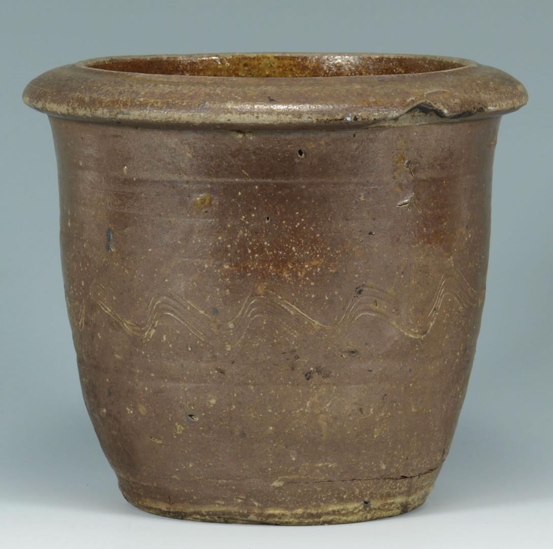 East TN Stoneware Cream Pot