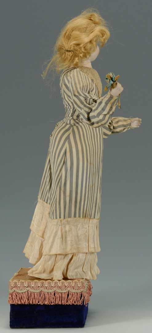 Lot 670: Large French Automaton Doll