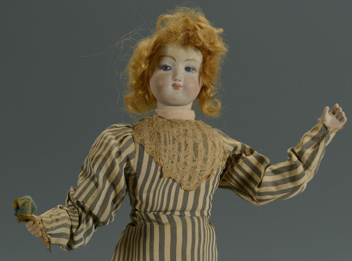 Large French Automaton Doll