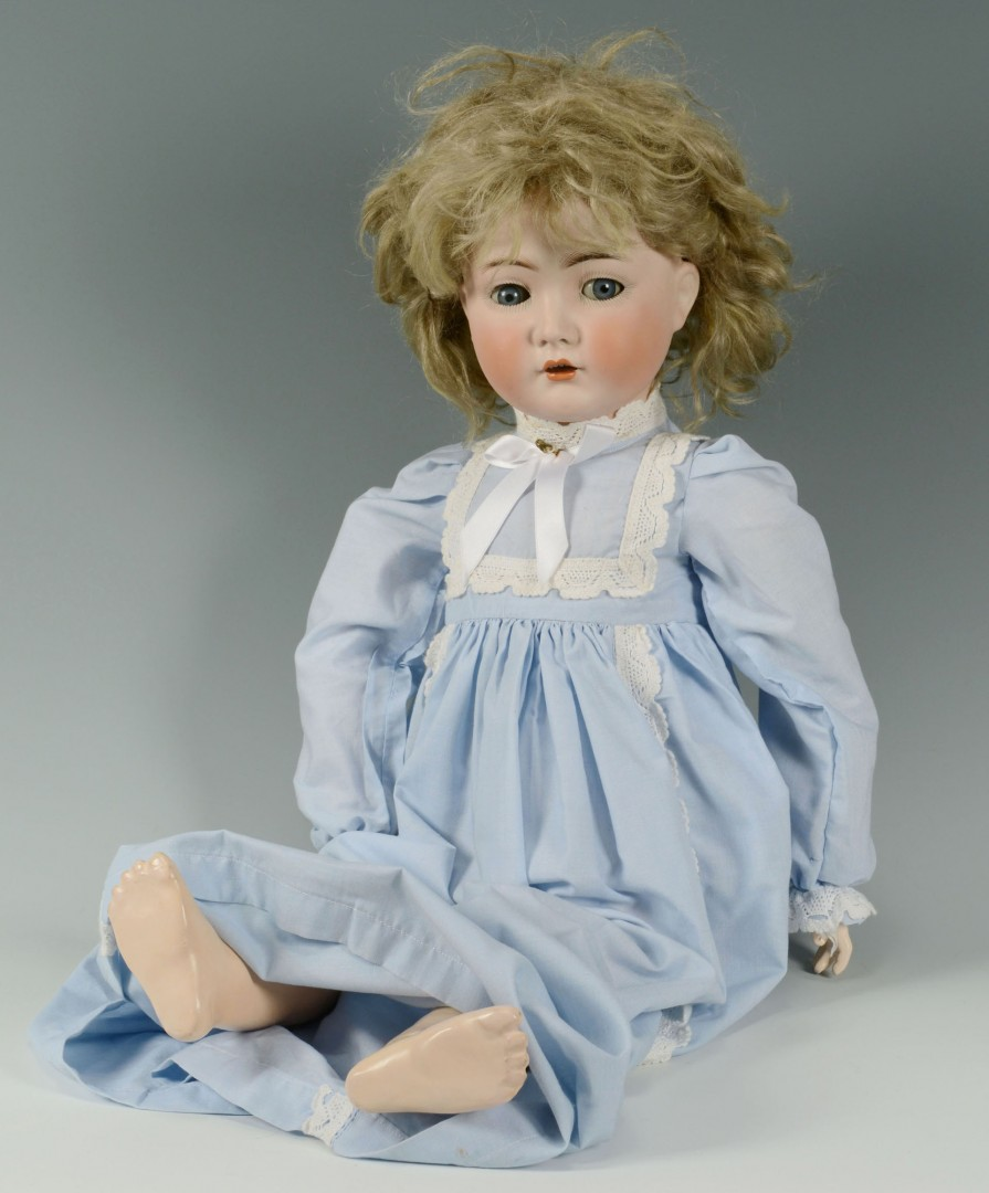 Simon & Halbig For Kammer & Reinhart German Doll