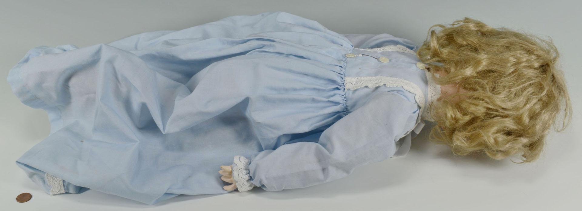 Lot 672: Simon & Halbig For Kammer & Reinhart German Doll