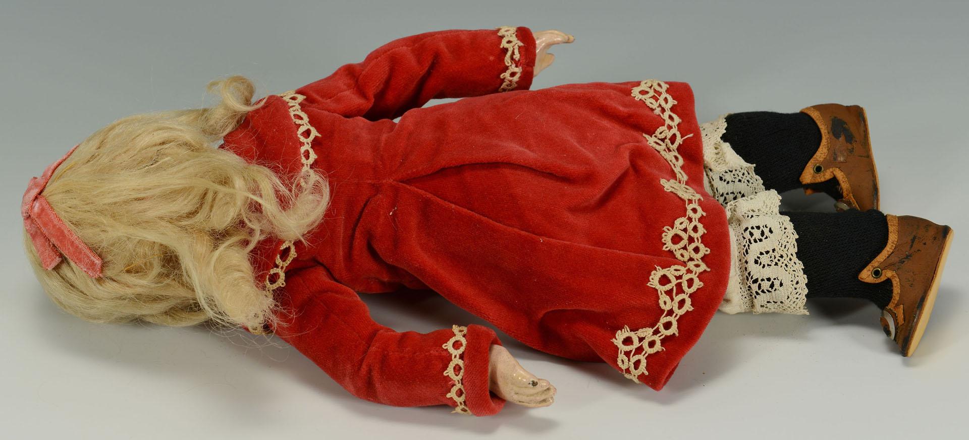 Depose Jumeau Bebe Doll in Petite Size