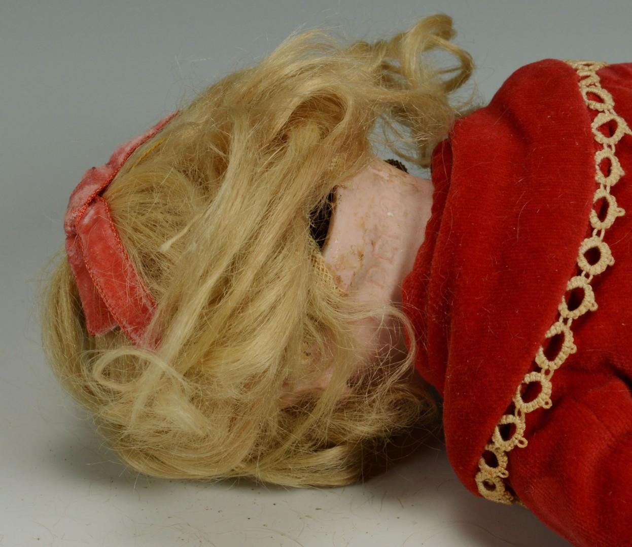 Lot 674: Depose Jumeau Bebe Doll in Petite Size