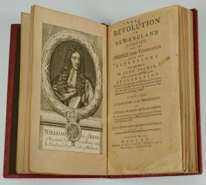 Lot 691: 1773 The Revolution in New England, Rawson