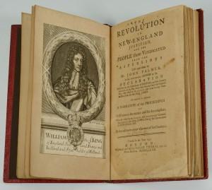 Lot 691: 1773 The Revolution in New England, Rawson