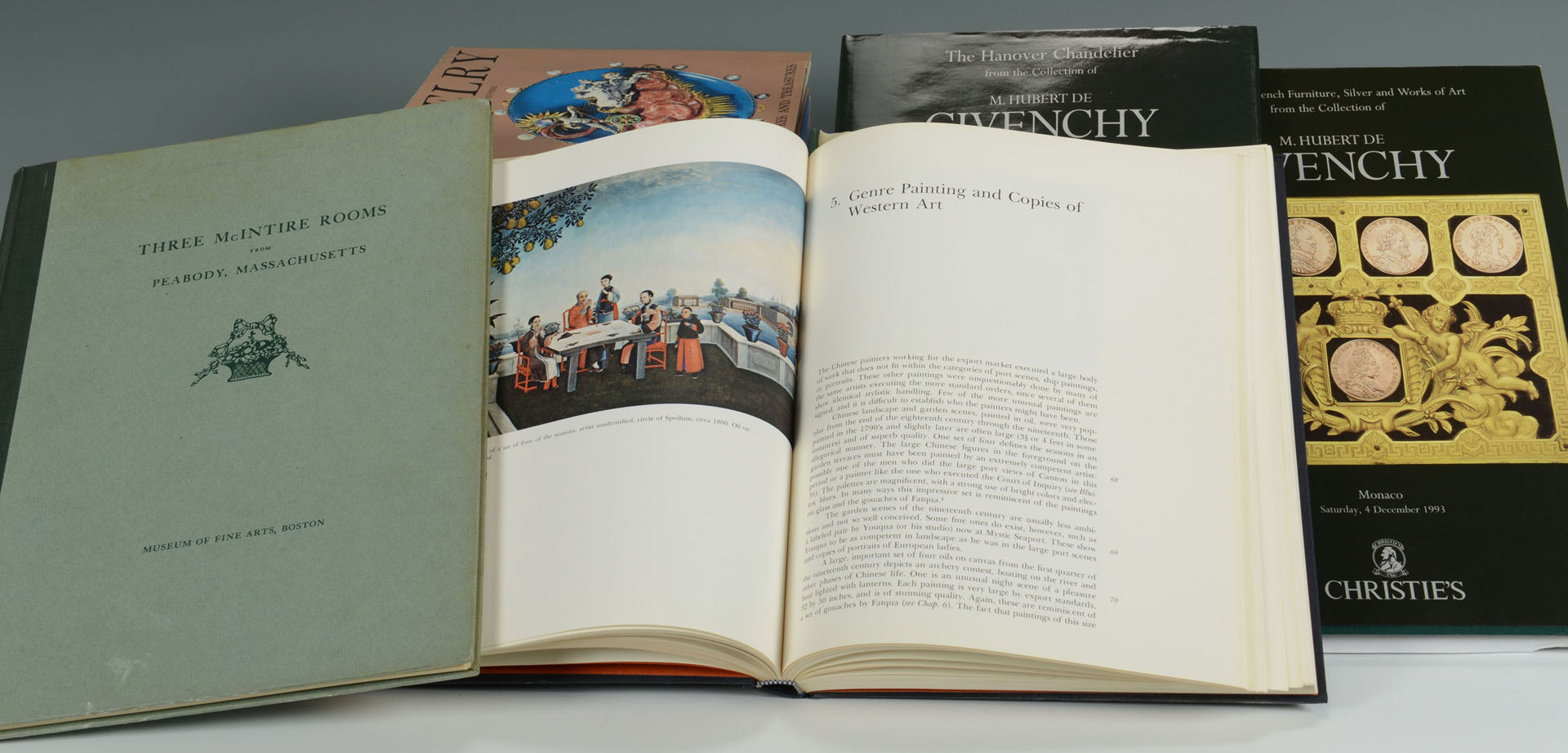 21 Antique Books – International Interest