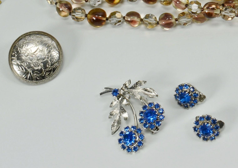 Lot 736: Group of Designer Costume Jewelry