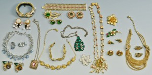 Lot 738: Group Costume Jewelry: Hobe, Coro, Pennino