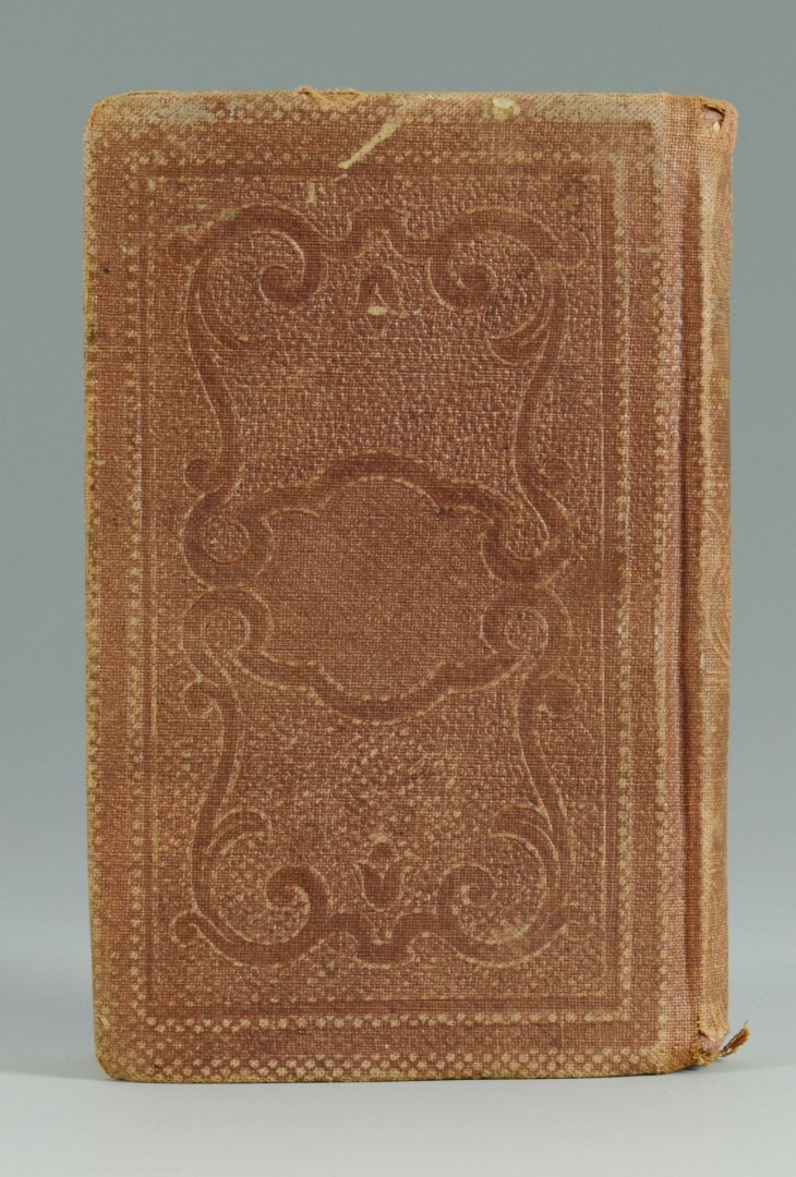 Confederate Soldier's Bible, 1861 TN Bible Society