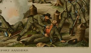 Lot 78: 5 Kurz & Allison Civil War Battle Prints - Image 7