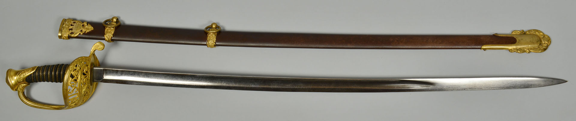 Ames M1850 Staff and Field Officers Sword