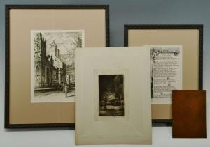 Lot 2872270: Walworth Stilson Works on New York, 4 total