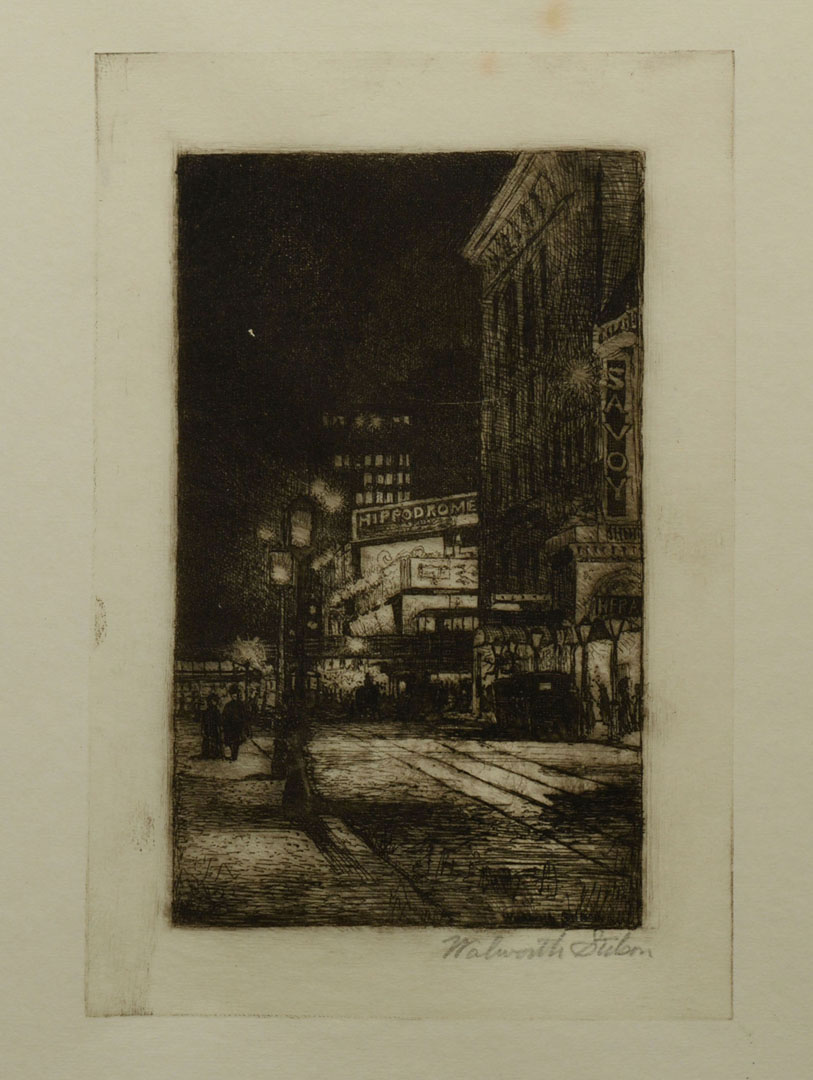 Lot 2872270: Walworth Stilson Works on New York, 4 total