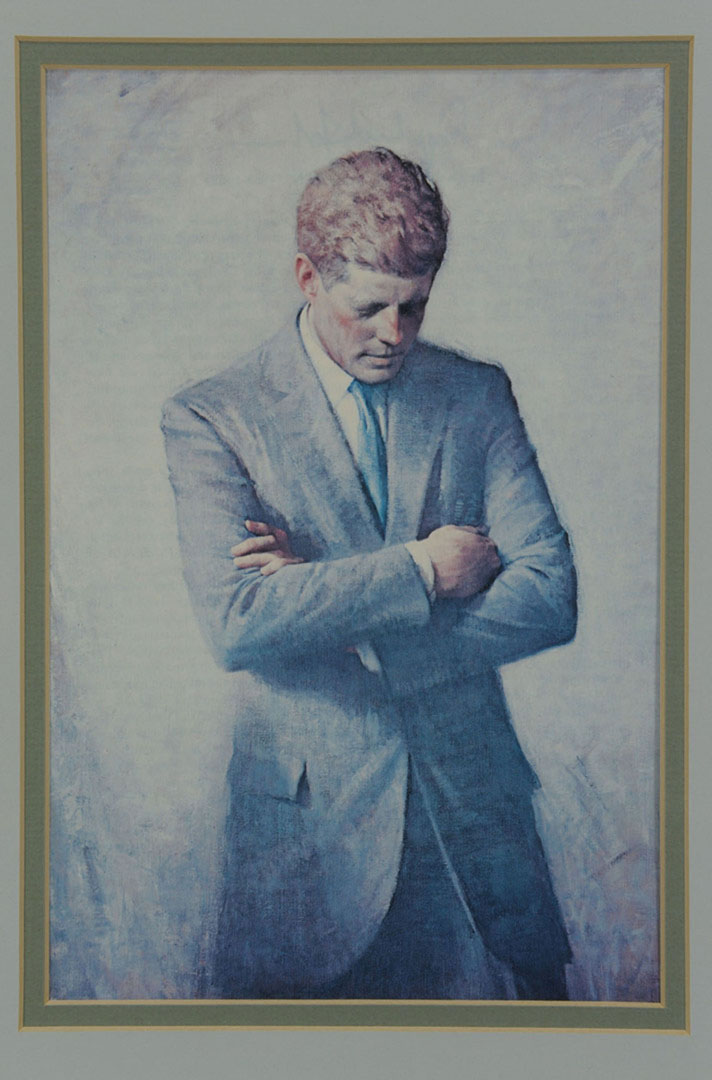 Lot 2872297: Signed John F. Kennedy Letter