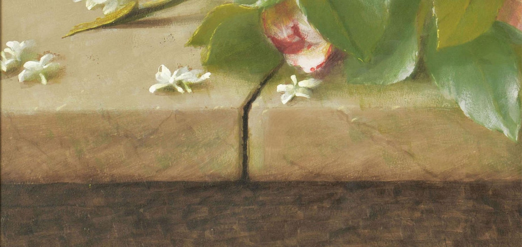 Lot 3088159: Raoul De Longpre Floral Still Life Painting
