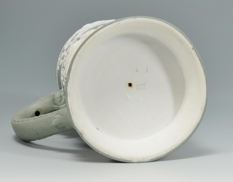 Lot 3088164: Lot of British ceramics, 8 pcs.
