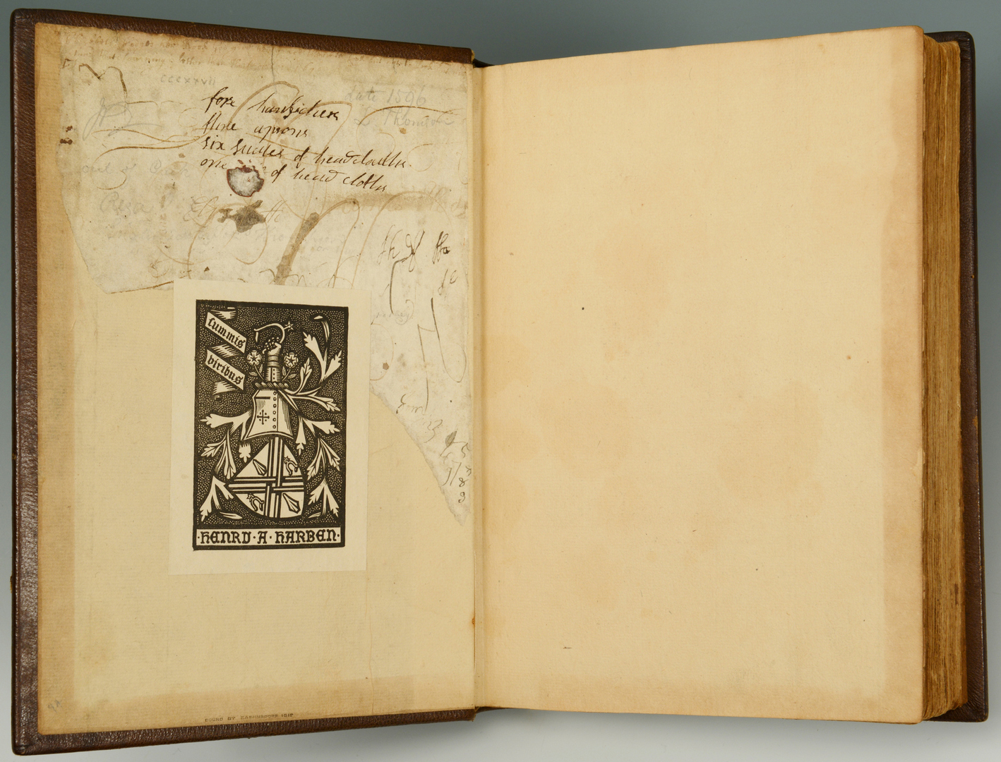 Lot 3088186: 1596 Geneva Bible New Testament, by Tomson