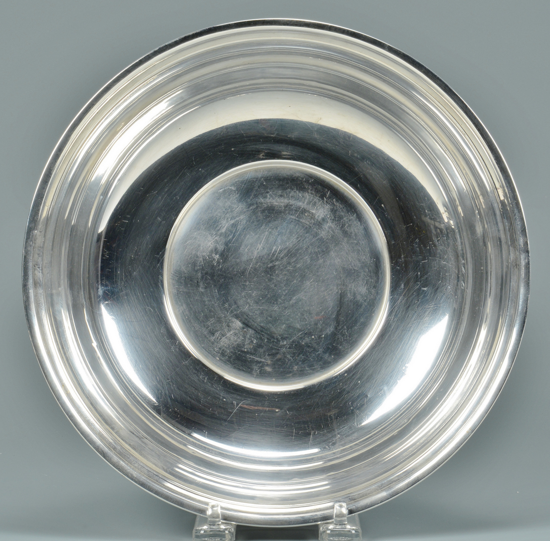 Lot 3088207: Sterling Bread Plates and Bowl