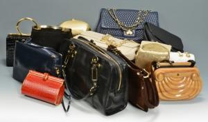 Lot 3088238: Group of 16 Designer Handbags