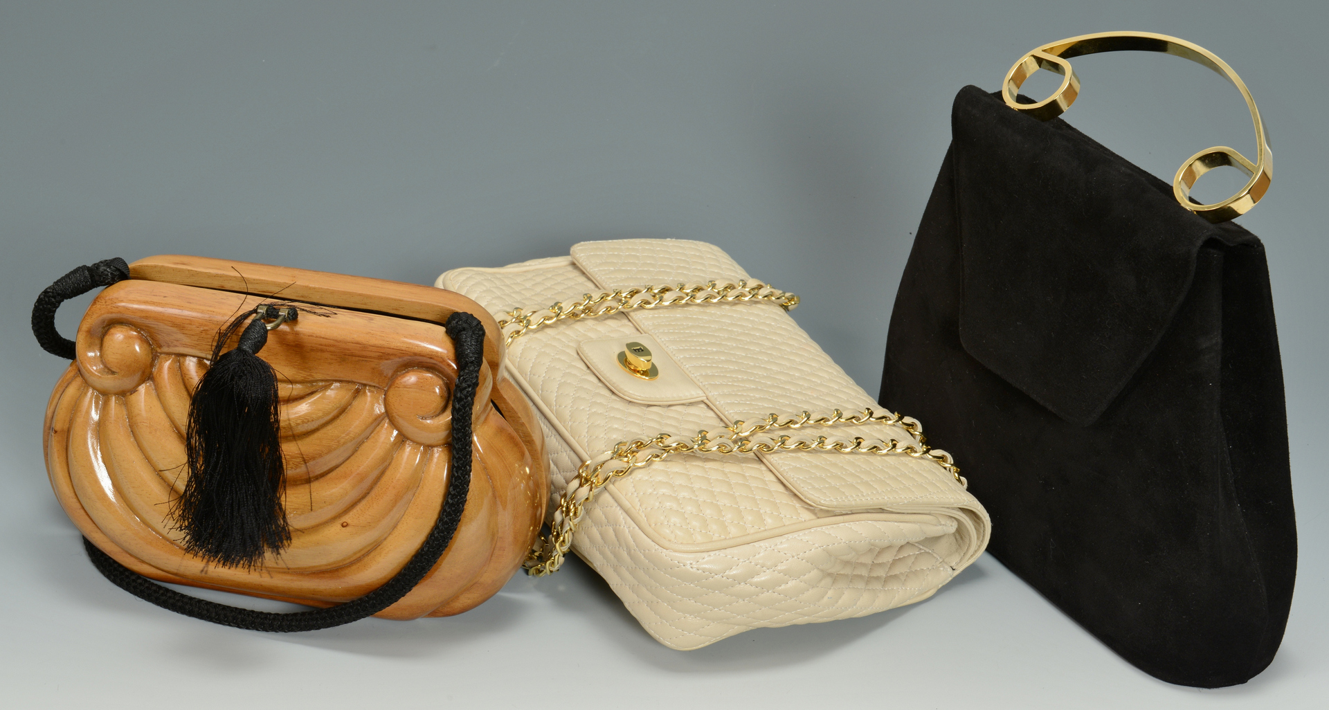 Lot 3088238: Group of 16 Designer Handbags