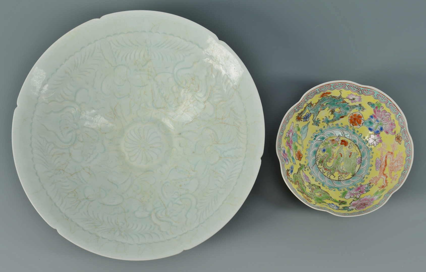 Lot 3088271: 4 Chinese Decorative Items