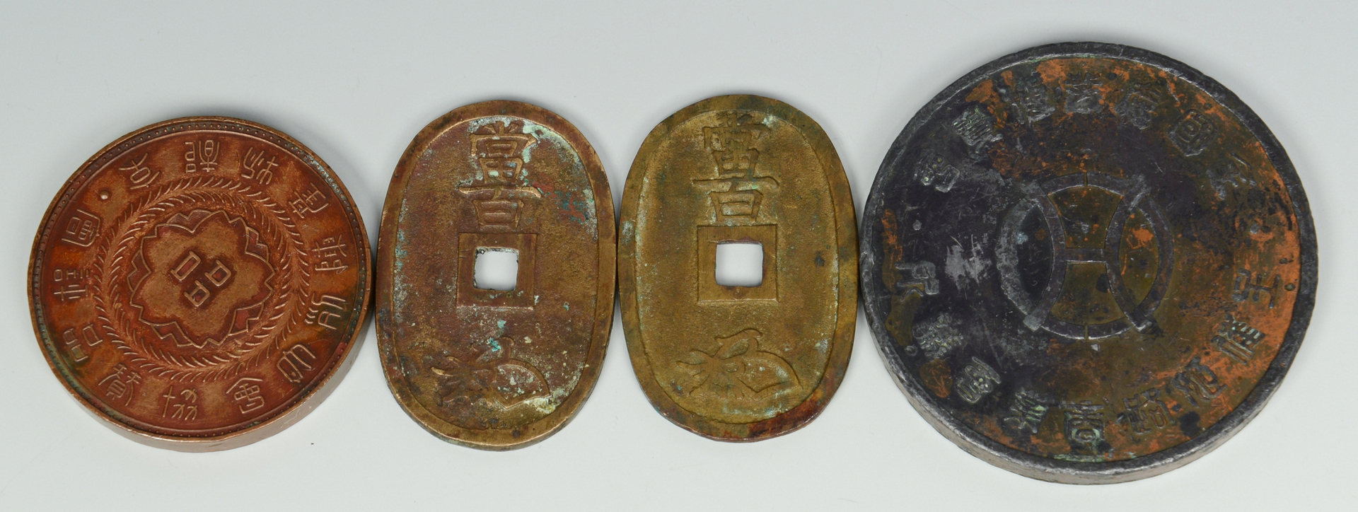Lot 3088273: 9 Chinese Decorative Items