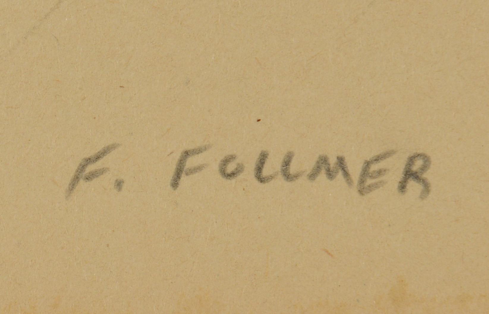 Lot 3088315: F. Follmer, 2 Snow White Drawings
