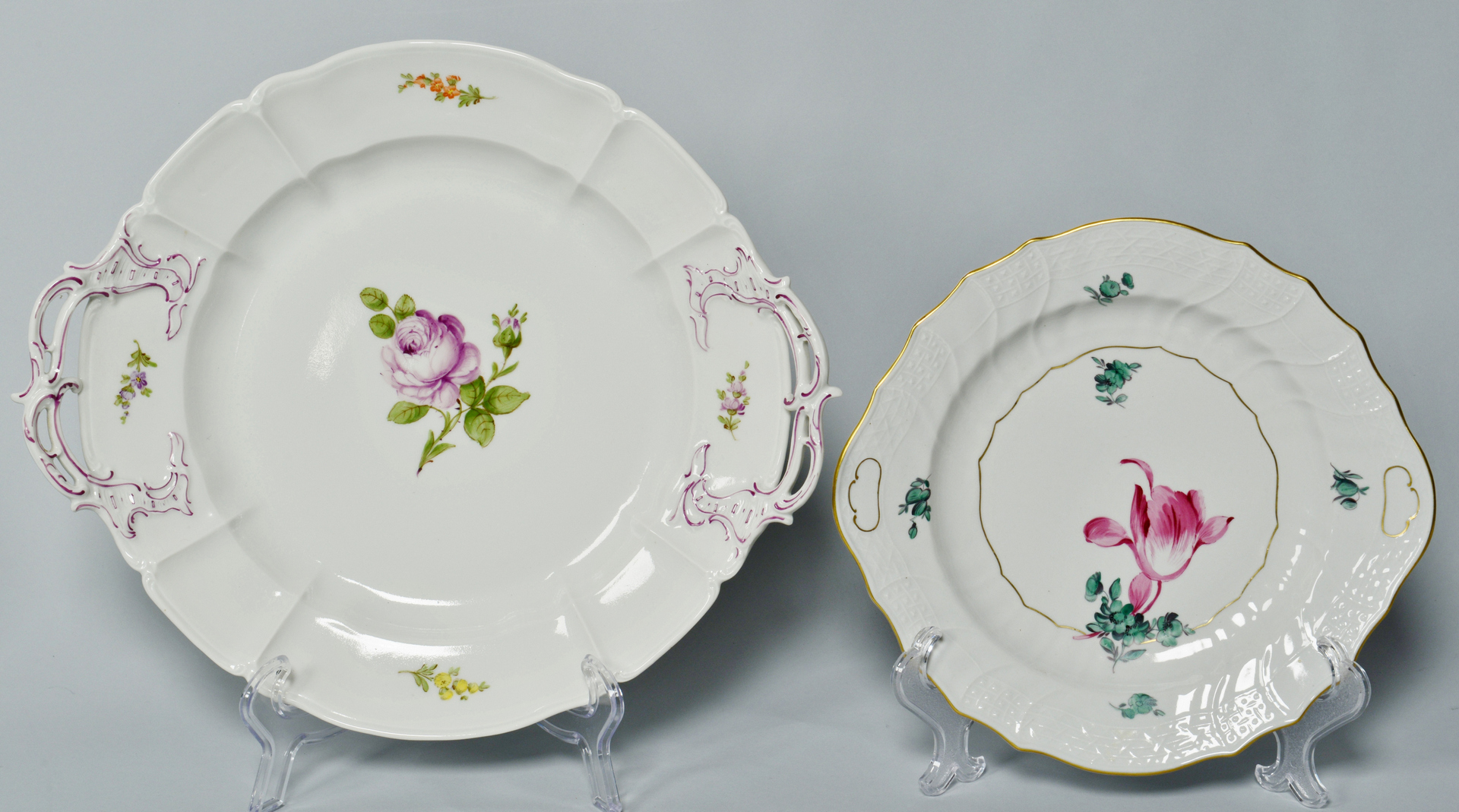 Lot 3088356: Large assortment of European porcelain