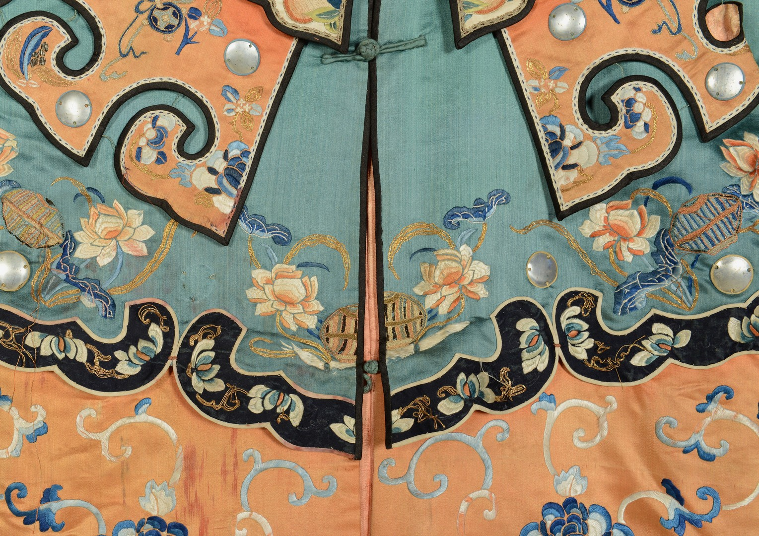 Lot 3383184: Chinese Silk Robe