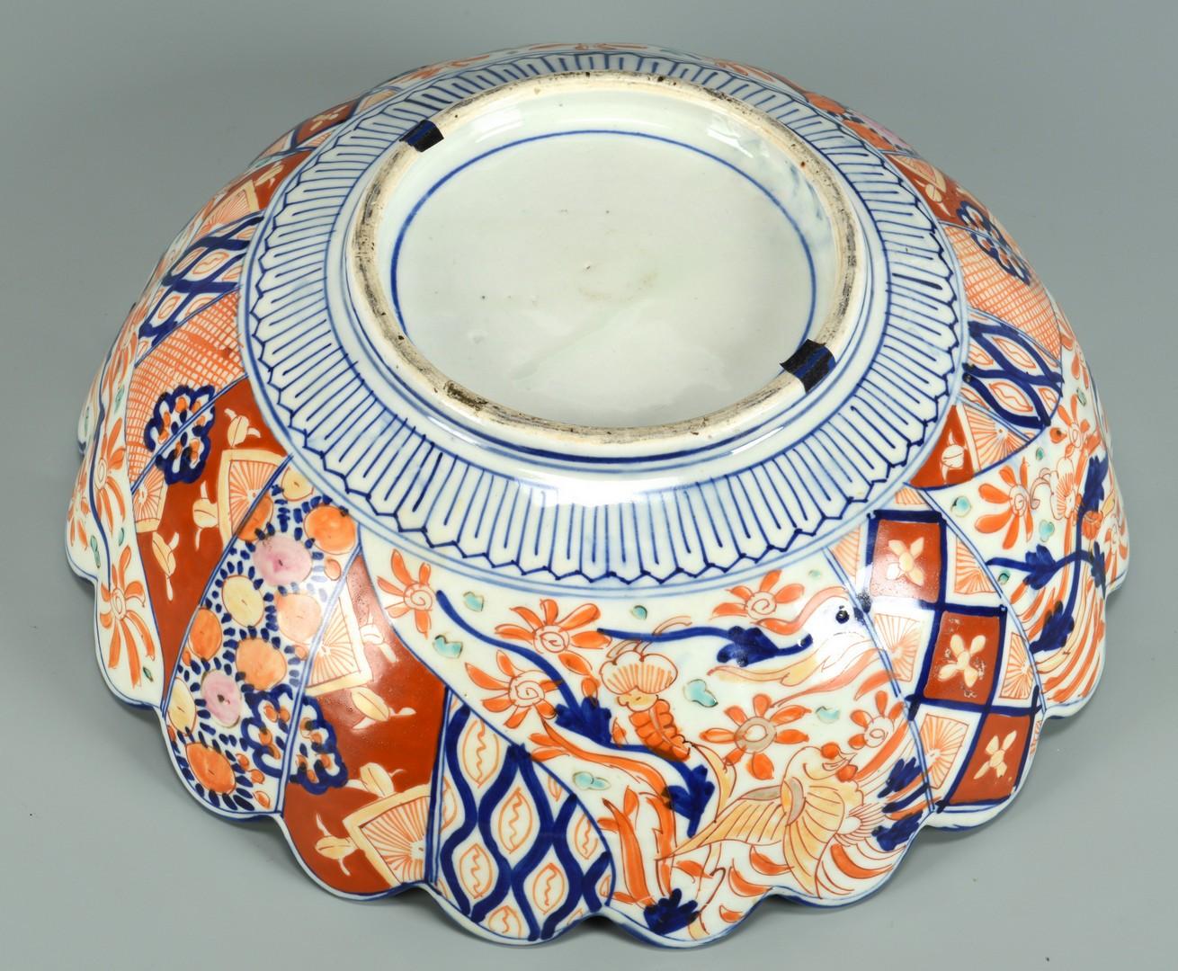 Lot 3383222: 2 Imari Porcelain Bowls