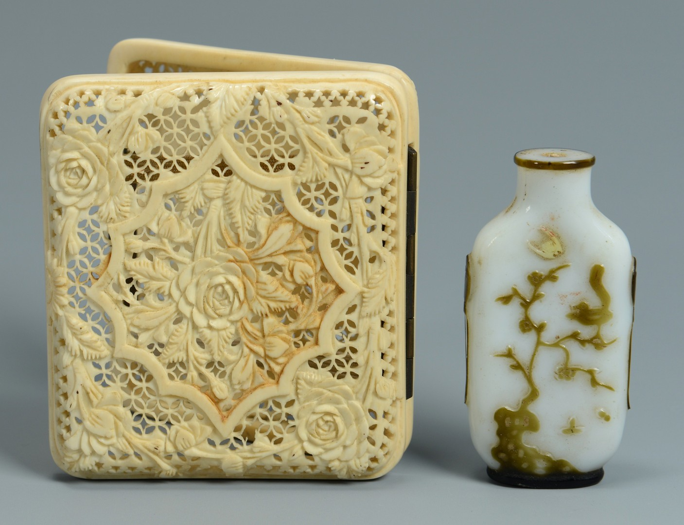 Lot 3383249: Group of 5 Asian Collectibles