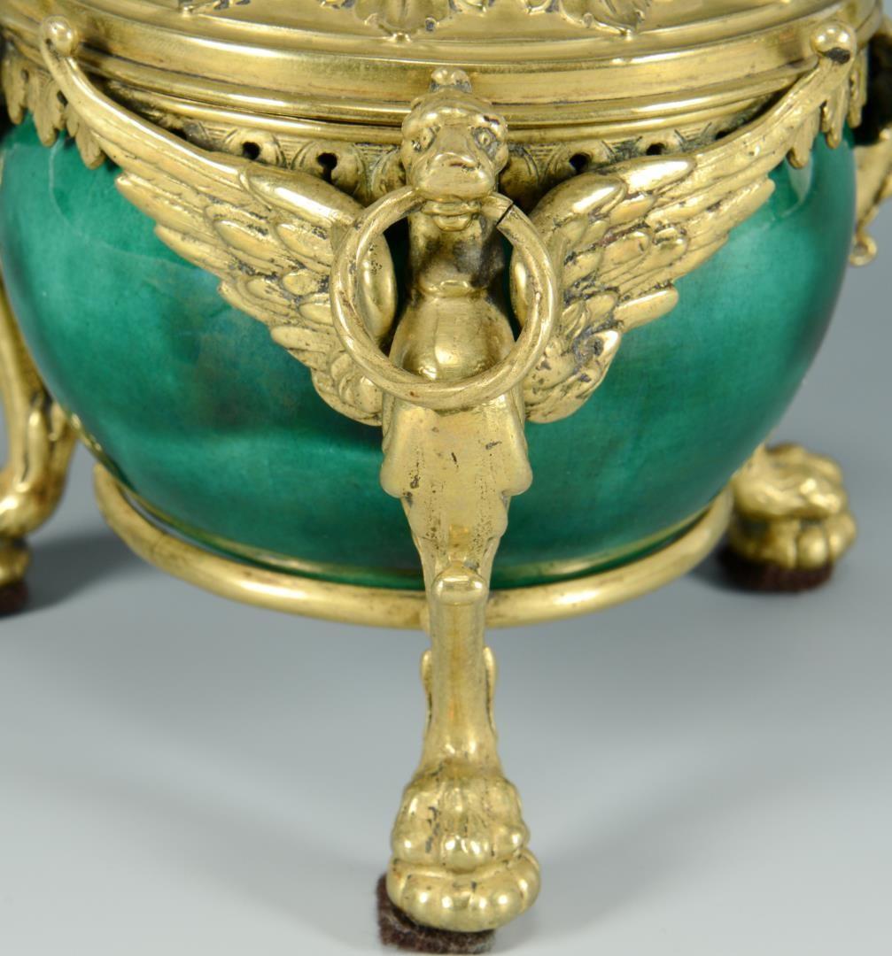 Lot 3383261: 2 Decorative Bronze Ornaments