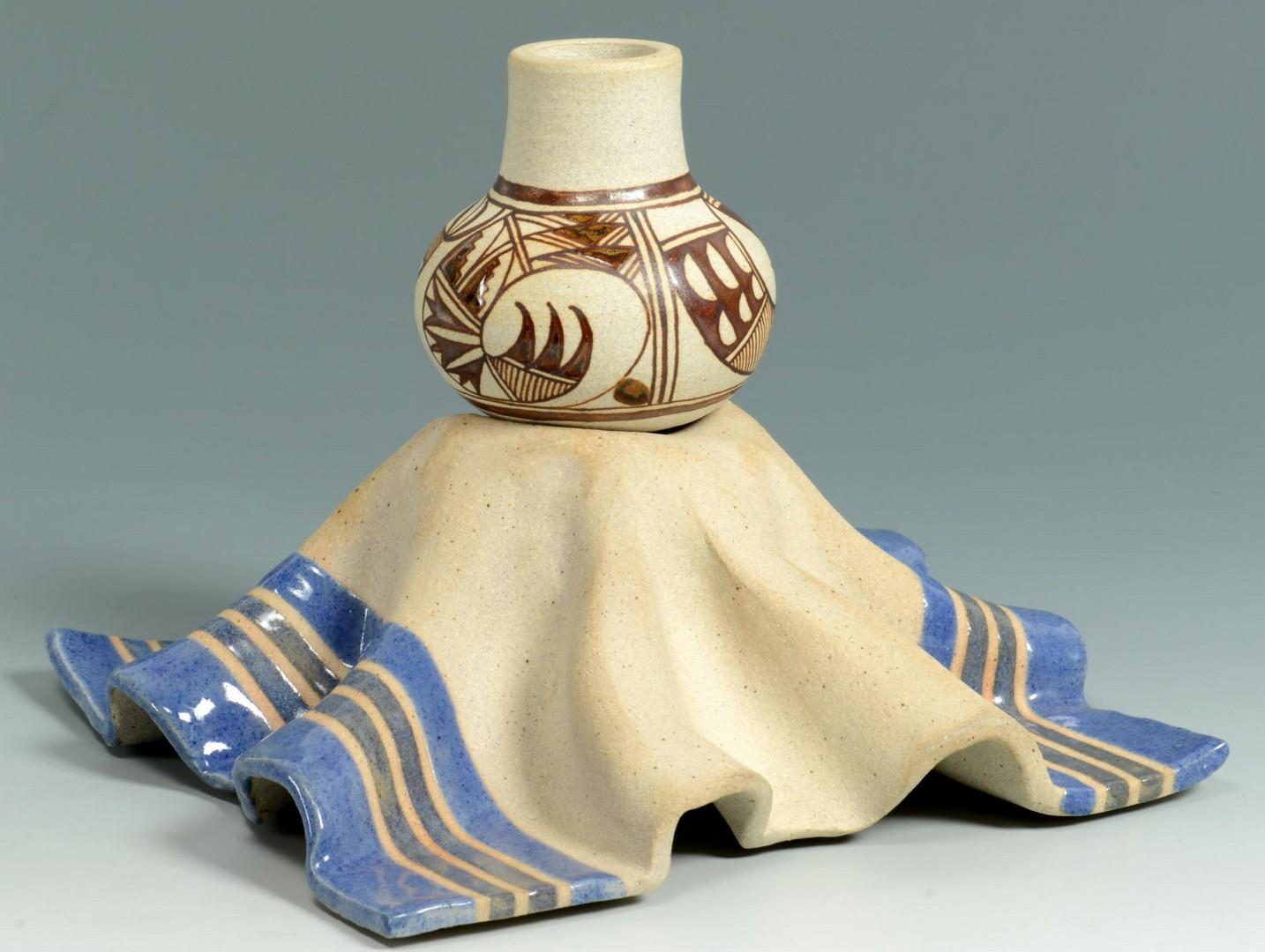 Lot 3383269: 4 Southwest Art Items