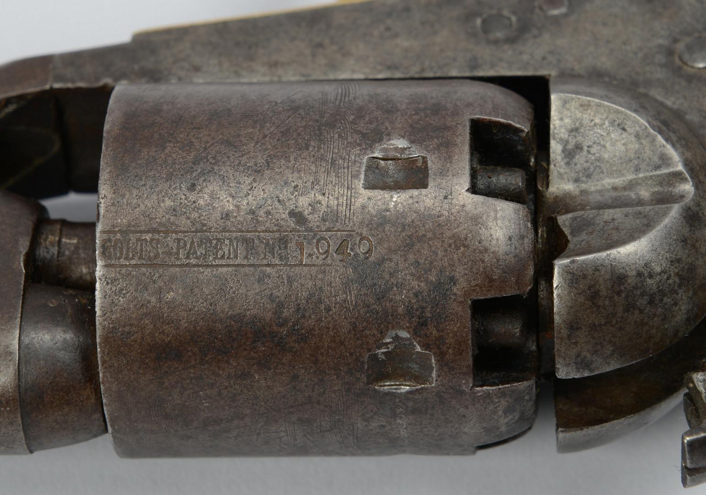 Lot 111: Colt Model 1861 Navy Revolver