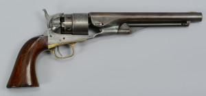 Lot 113: Colt Model 1860 Army Revolver