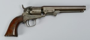 Lot 115: Colt Model 1849 Pocket Revolver