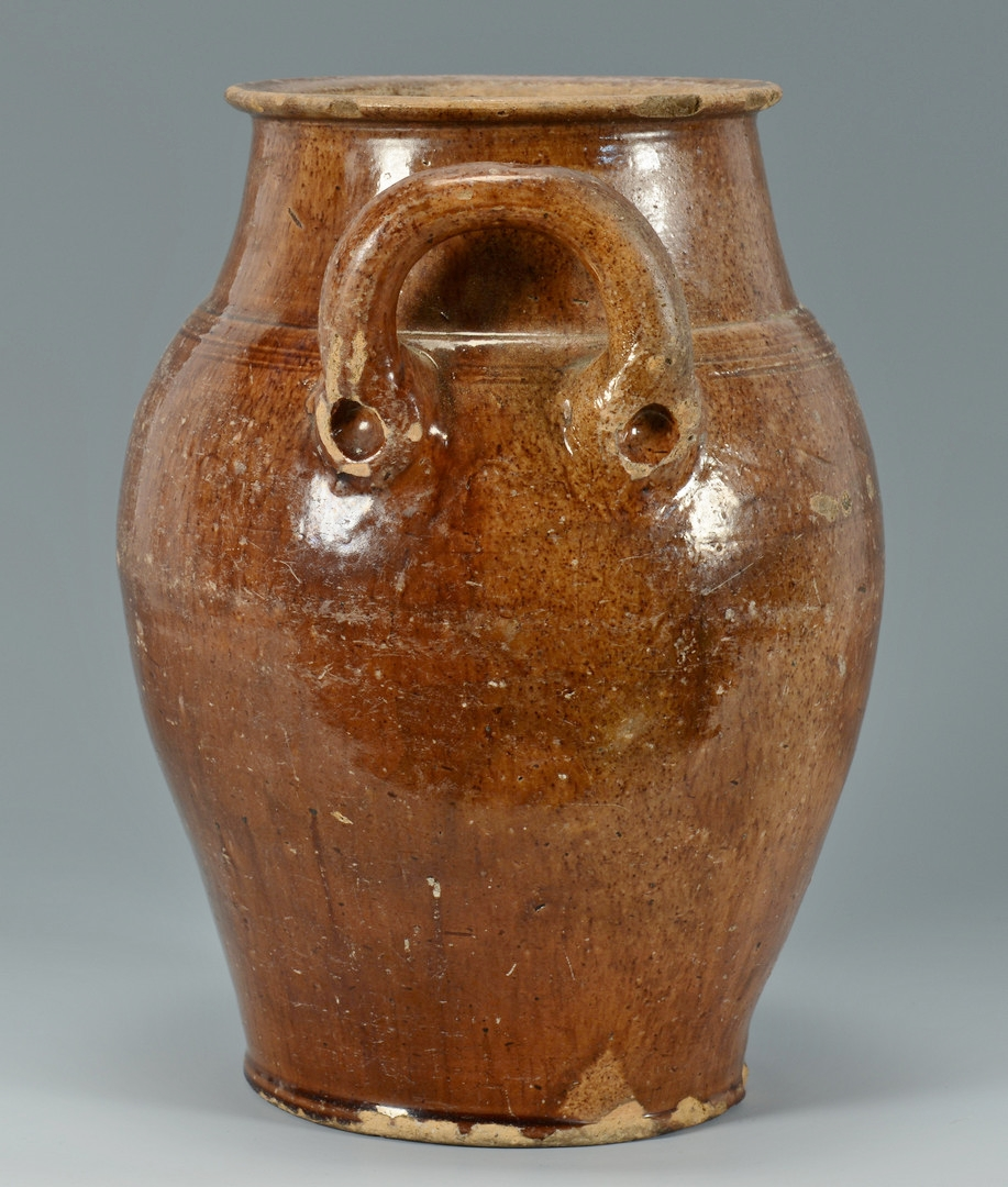 Lot 127: East TN or SW VA Sine Wave Jar