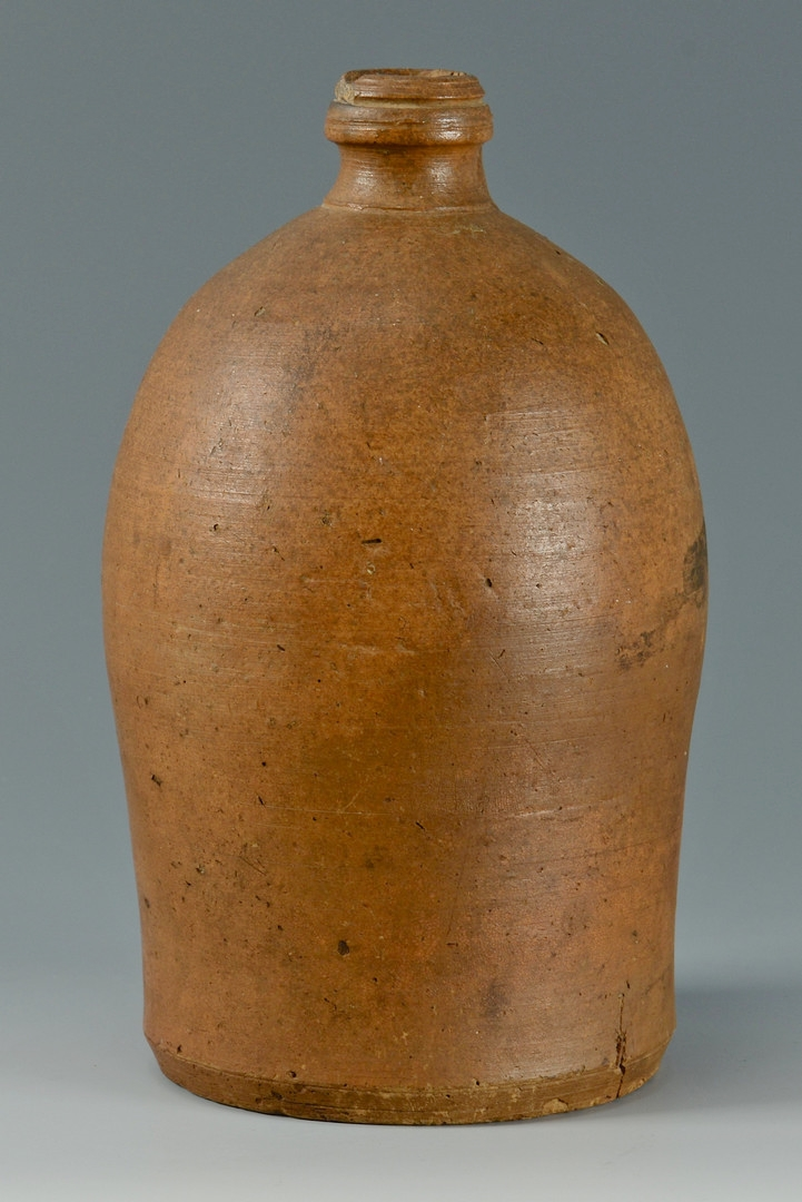 Lot 130: Tennessee jug stamped Maryville Pottery