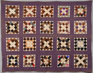Lot 133: East TN Album Quilt