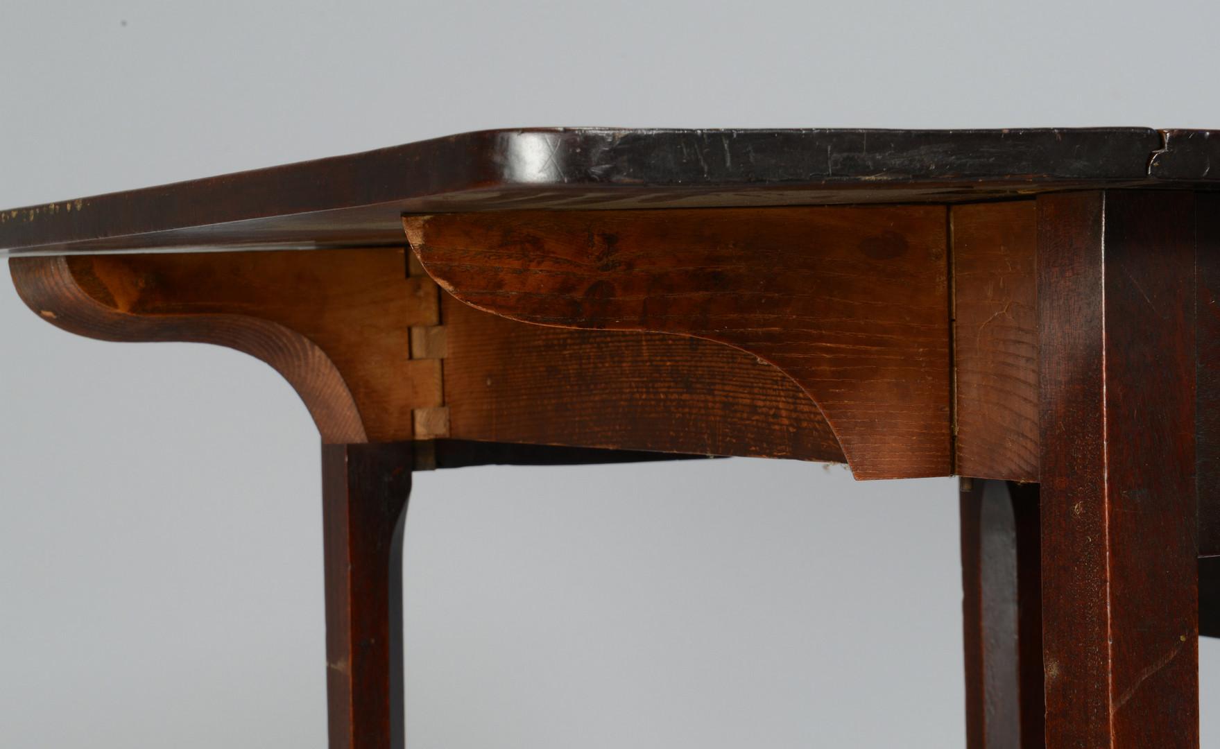Lot 148: Georgian Mahogany Pembroke Table