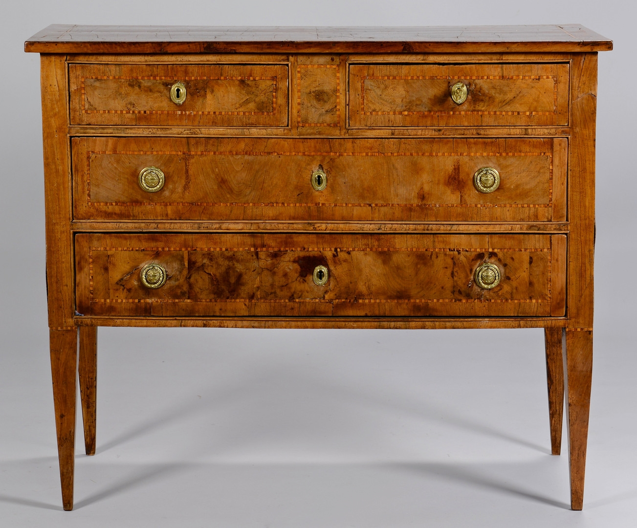 Lot 155: Italian Neoclassical Chest