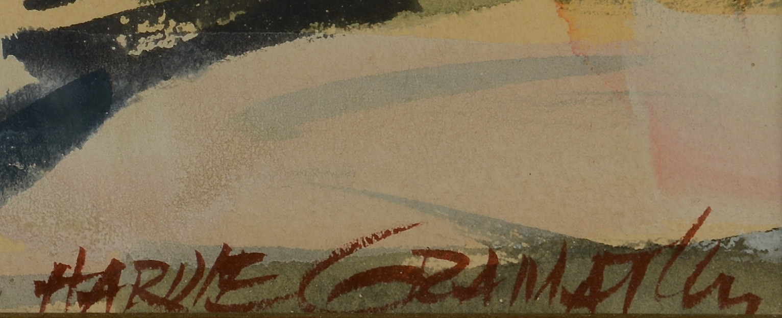 Lot 175: Hardie Gramatky Watercolor