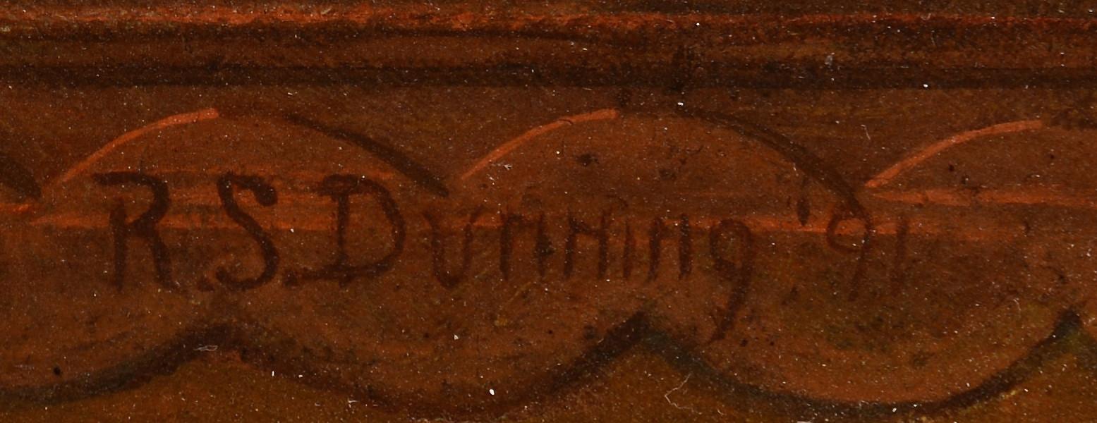 "Lot 177: Robert S. Dunning, ""Cherries"""