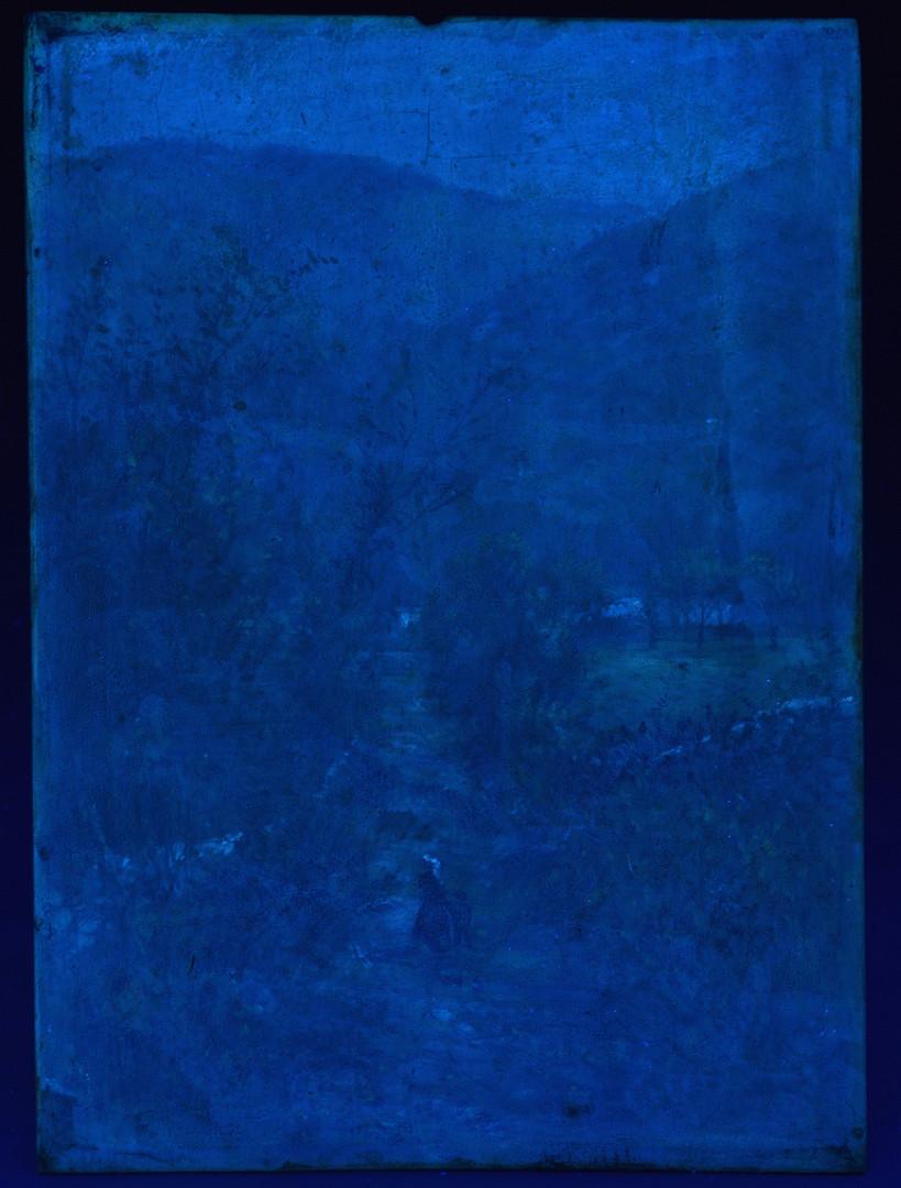Lot 180: Edward L. Henry Fall Landscape