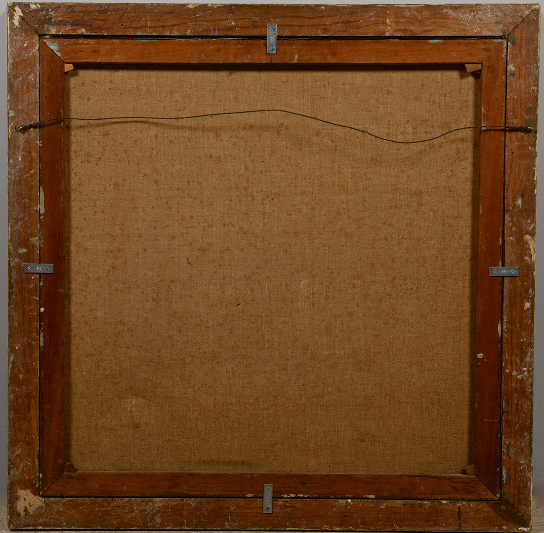 Lot 183: Carroll Thayer Berry Oil on Canvas