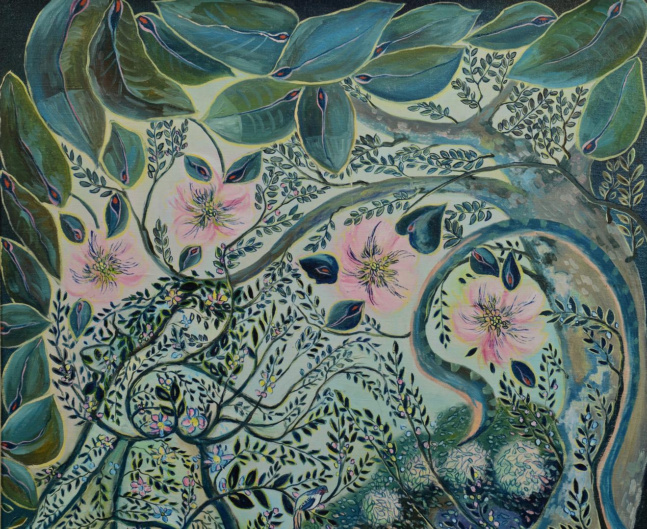 Lot 190: Paul Lancaster, Eve in the Garden