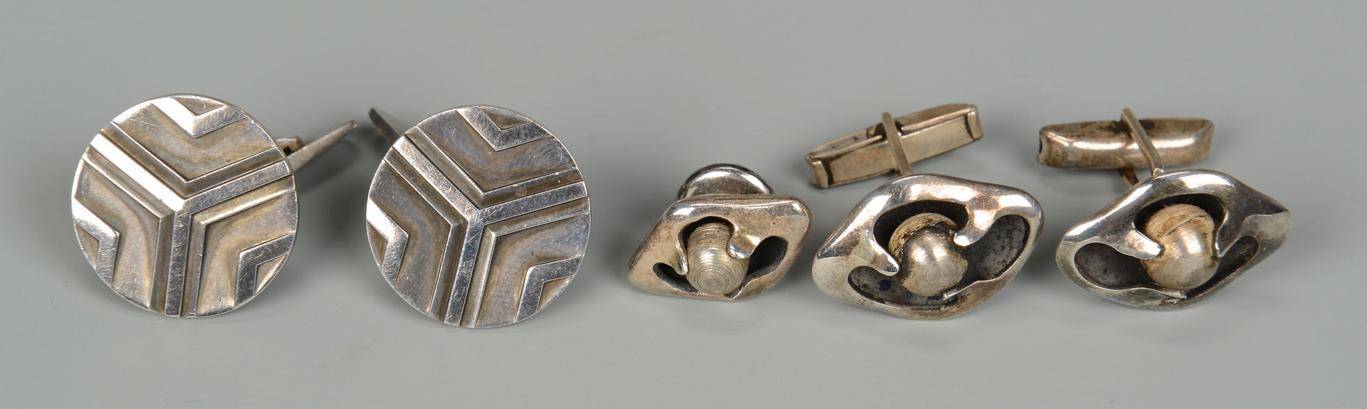 Lot 273: Grouping Sterling Jewelry Items