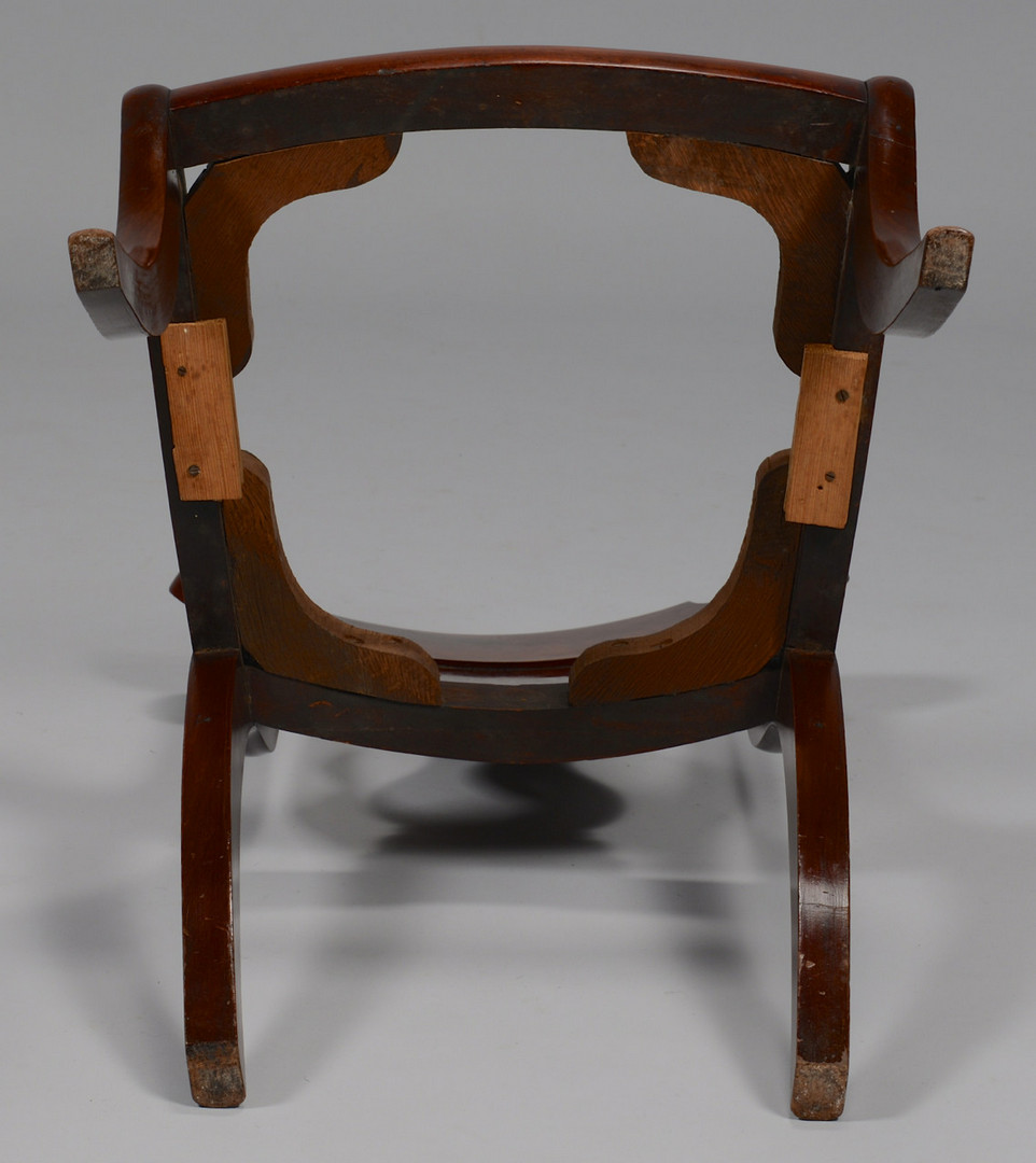Lot 292: 10 American Classical Side Chairs