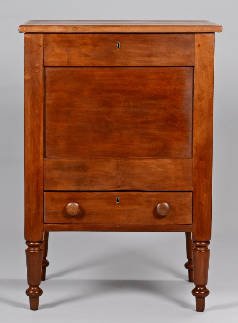 Lot 293: Maury Co., TN Cherry Sugar Chest